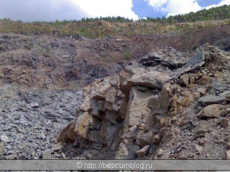 Новобакальский рудник
