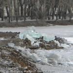 Ремонт саткинской плотины