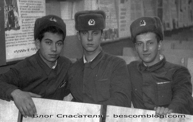 Адеев, Белозёров, Дюдин