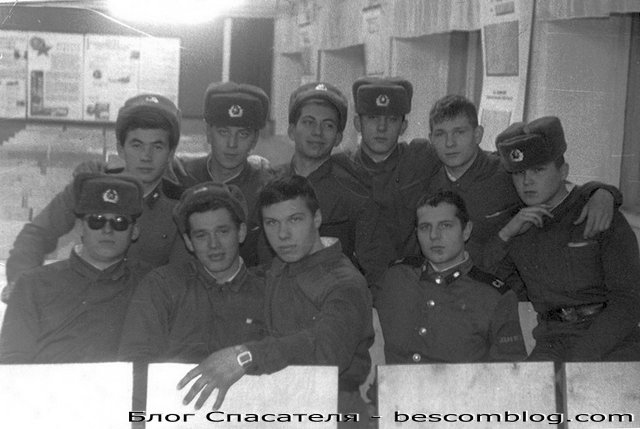 Курсанты Челябинской области