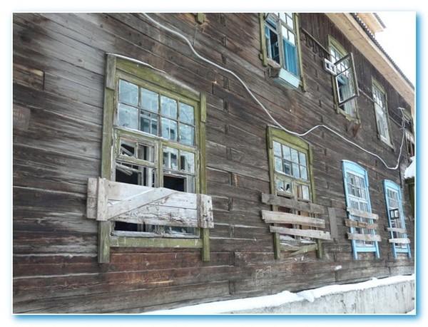 Квартал перед сносом. Автор Олег Дмитриев
