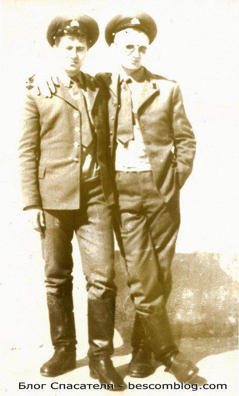 Самойленко Сергей и Будаков Сергей.