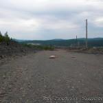 Поездка на второй горизонт бакальских отвалов