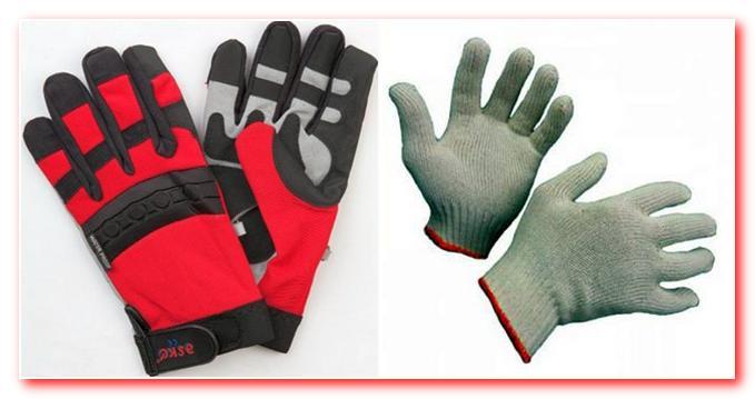 Спасательские перчатки в сравнении