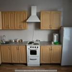 Кухонька новая у нас во взводе