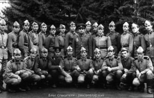 Многонациональная рота и майор Поляков