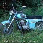 Человеческие бзики и мотоцикл М-106