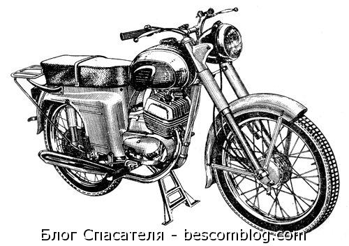 Мотоцикл М-106