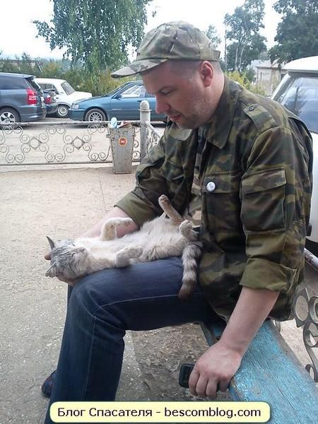 Я и Васян — горноспасатели. :-)