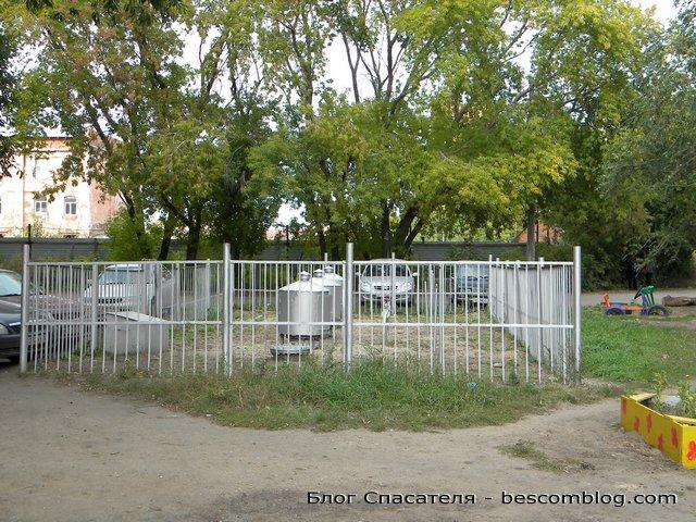 Газовая станция возле Омск, 2-я Трамвайная, 27