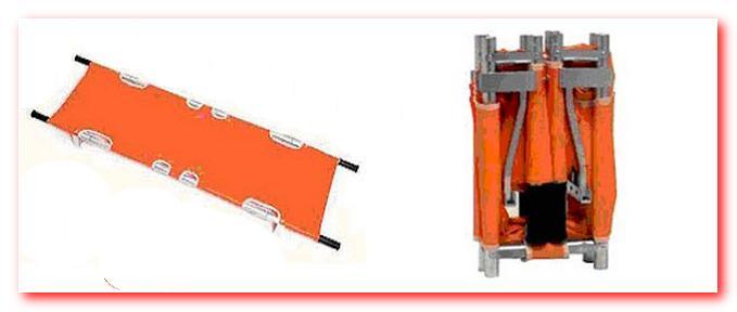 Носилки EMS Compact
