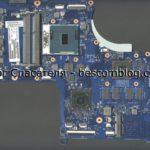 Материнская плата (скан в высоком разрешении) 17CRGV2D-6050A2549601-MB-A02 ноутбука HP Envy 17-j001er