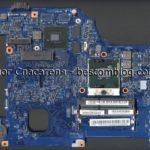 Материнская плата (скан в высоком разрешении) Wistron LG4858 - 11252-1 - 48.4SG01.011 ноутбука Lenovo G580 20157