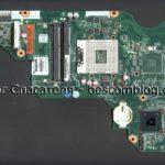 Материнская плата (скан в высоком разрешении) Foxconn NEWTON_CR&HR_HPC MV_MB_V1 ноутбука HP Compaq CQ58-251SR