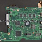 Материнская плата (скан в высоком разрешении) Asus X101CH Rev.2.3 нетбука Asus EEE-PC X101CH