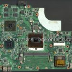 Материнская плата (скан в высоком разрешении) Asus K43LY Rev.3.1 ноутбука Asus A44H