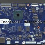 Материнская плата (скан в высоком разрешении) CG520 NM-A804 Rev.1.0 ноутбука Lenovo Ideapad 100-15IBR
