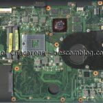 Материнская плата (скан в высоком разрешении) Pegatron A15HC Rev.2.0 ноутбука MSI MS-16Y1
