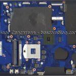 Материнская плата (скан в высоком разрешении) Scala3-15/Petronas-15 ноутбука Samsung NP300V5A