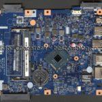 Материнская плата (скан в высоком разрешении) Dominno_BA 448.05303.0011 ноутбука Acer Aspire ES1-531-C432
